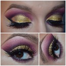Glam Fall Eyes