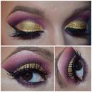 Glam Fall Eyes