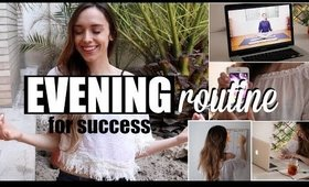 Perfect evening routine for freelancers, creatives and students - DAY 14 'TYLA' Challenge
