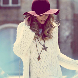Falling For Hats This Season