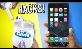 8 iPhone life hacks everyone should know before the iPhone 8!