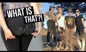 VLOG: I went hiking and this happened! | SCCASTANEDA