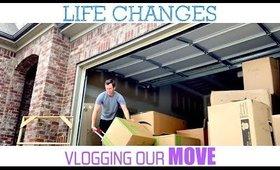 WE BOUGHT A HOUSE! Moving Vlog | Milabu
