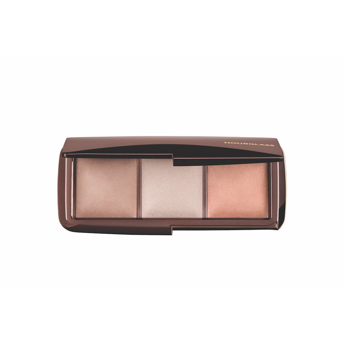 Hourglass Ambient Lighting Palette product smear.