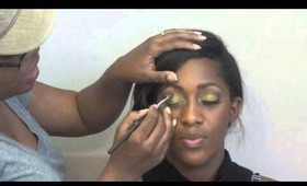 Makeup Tutorial-summer brights