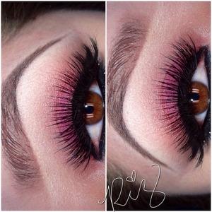 Follow me on Instagram for more details @makeupbyriz