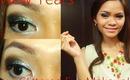 New Year : Glittered Eye Makeup! (2013)