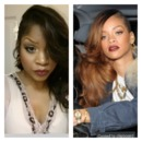 Rhianna hairstyle without cut