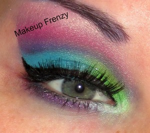 www.facebook.com/makeupfrenzy, Easymakeup Makeup Blog