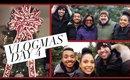 Vlogmas Day 4 | WE SAID YES TO THE TREE | Bronners Christmas Wonderland | Ashley Bond Beauty