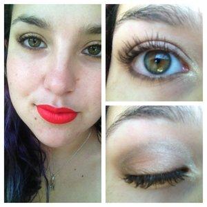 Monarch palette, featuring Stila liquid lipstick in Carina