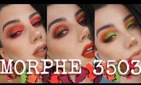 MORPHE 35O3   Three Looks + Review