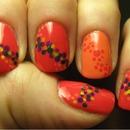 Rainbow dots ^_^