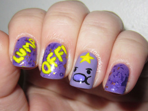 http://zoendout.blogspot.com/2013/01/lump-off-lumpy-space-princess-nails.html