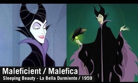 Halloween Makeup Maleficent