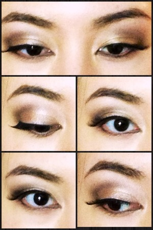 Using NAKED Palette