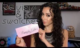 Jeffree Star Cosmetics Beauty Killer Palette|| Review and Swatches