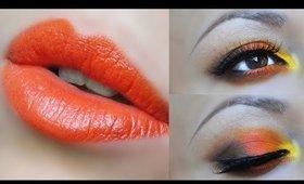 Thanksgiving Makeup| Look 1