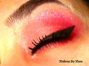 Dior Addict lipstick ad - inspired