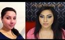Transformation Indian/Pakistani party makeup