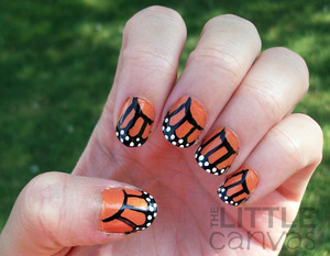 http://thelittlecanvas.blogspot.com/2012/09/31-day-challenge-day-2-orange-nails.html