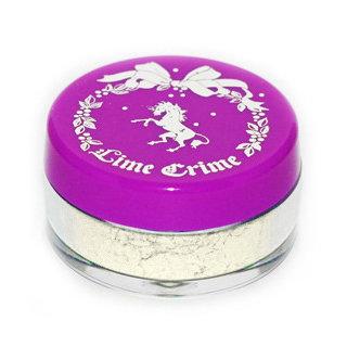 Lime Crime Makeup NYMPH magic dust eyeshadow