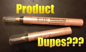 Urban Decay Glide on Eyeshadow Pencil DUPE?!