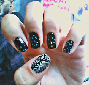 my new nail design :)))