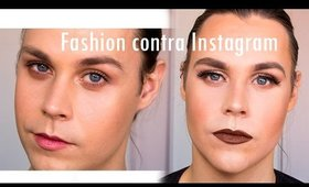 Instagram vs fashion, dos tutoriales en uno