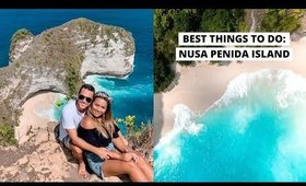 BALI VLOG: BEST THINGS TO DO IN NUSA PENIDA ISLAND (3-DAY TRIP)