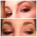golden eye naked pallet