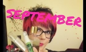 September Favourites 2014 l Clare Elise
