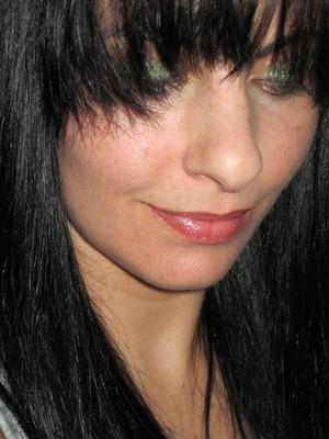 Stila eyes, DiorShow, YSL gloss