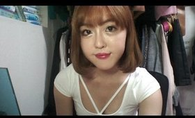 Getting Ready For a Night Out! 불토에 놀러갈 준비중!