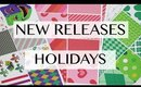 Valentine's Day, Mardi Gras, and Saint Patrick's Day New Release