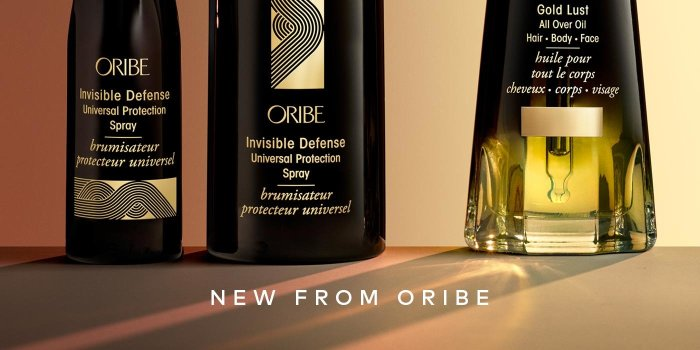 Shop Oribe Invisible Defense Universal Protecting Spray & Gold Lust All Over Oil on Beautylish.com