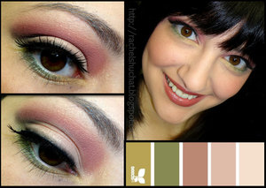 http://rachelshuchat.blogspot.ca/2012/06/pink-green-and-yellow-makeup.html