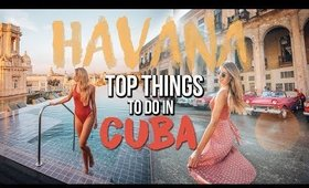 HAVANA CUBA! This Nightlife Spot Is The World's 100 GREATEST Places