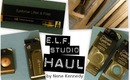 ELF Haul - Studio Products MARCH