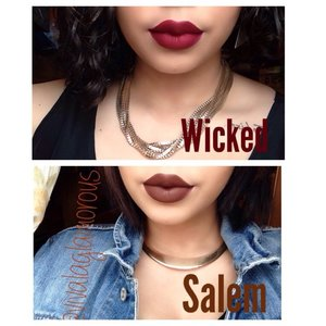Wicked vs Salem? Whats your favorite ?