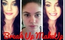 Break Up Makeup / Makeup for when you have been crying
