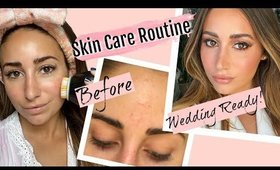 MORNING (and night) SKINCARE ROUTINE// ACNE, DRYNESS, BLACKHEADS