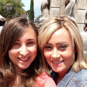 Jessica & I