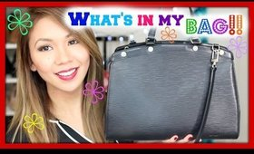 What's in my Bag! | 2014