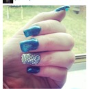 nails I had for last summer:)