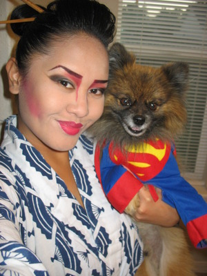 Geisha & SuperSmokey!!
