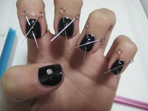 scissor nails