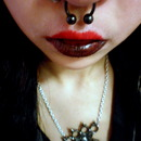 Punk / Deathrock / Goth Make-Up Tutorial