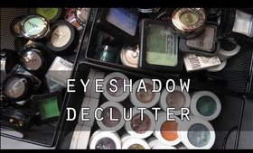 EYESHADOW DECLUTTER