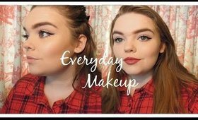 Everyday Full coverage Makeup | NiamhTbh